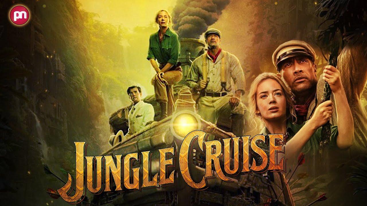 Jungle Cruise's